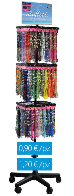 Espositore bracciali fashion