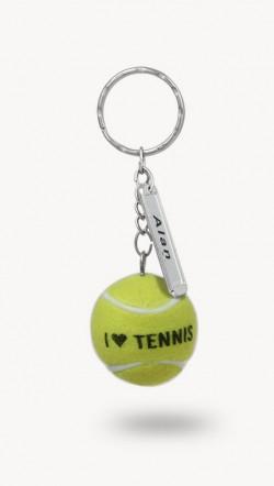 Portachiavi sport tennis