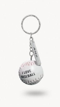 Portachiavi sport baseball